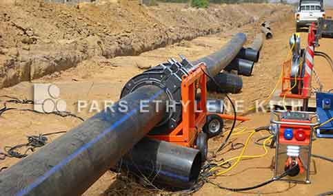 PE Pipe Welding Device