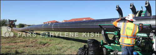 Texas builds emergency  HDPE water reuse pipeline