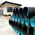 Corrugated pipe factory