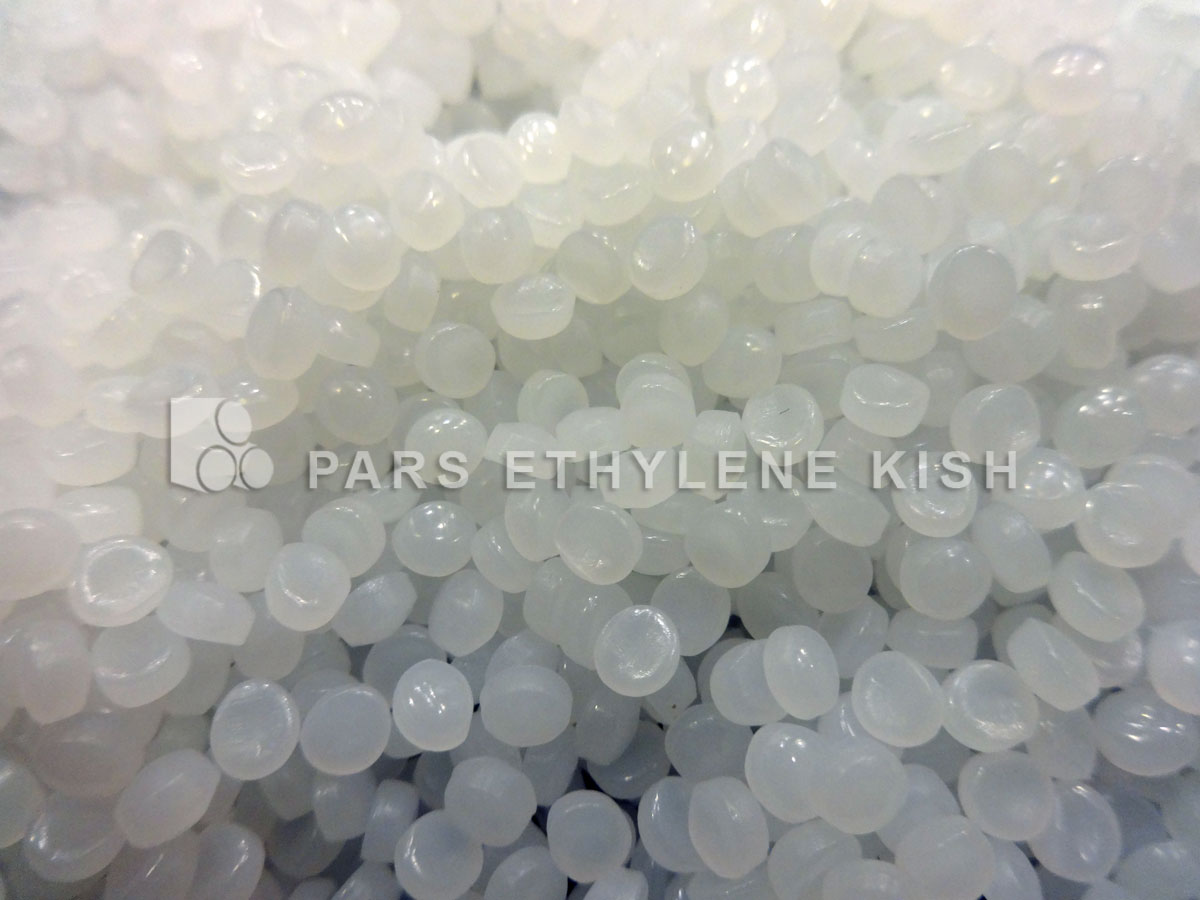 White HDPE Raw Material