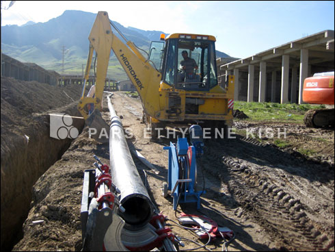HDPE pipe Industrial