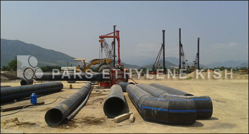 HDPE Pipe Application