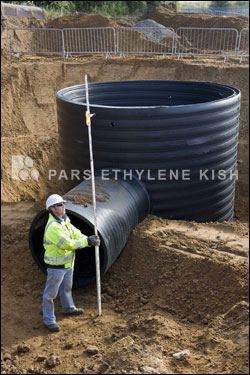 PE Pipe :Features and Benefits