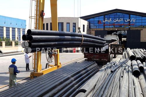 Polyethylene pipe PE63 PE80 PE100 PE pipe