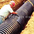 Polyethylene Pipe Connection