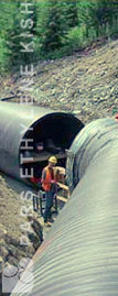 Pars Ethylene Kish Polyethylene Pipe and Fitting Application in Water