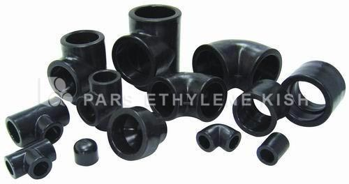 Polyethylene water pipe fittings