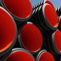 Corrugated Plastic Pipes