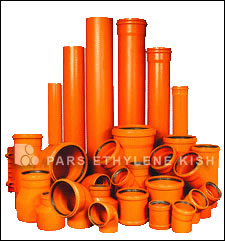 Waste Water pvc Pipe