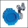 Flange Type Butterfly Valves (BVF)